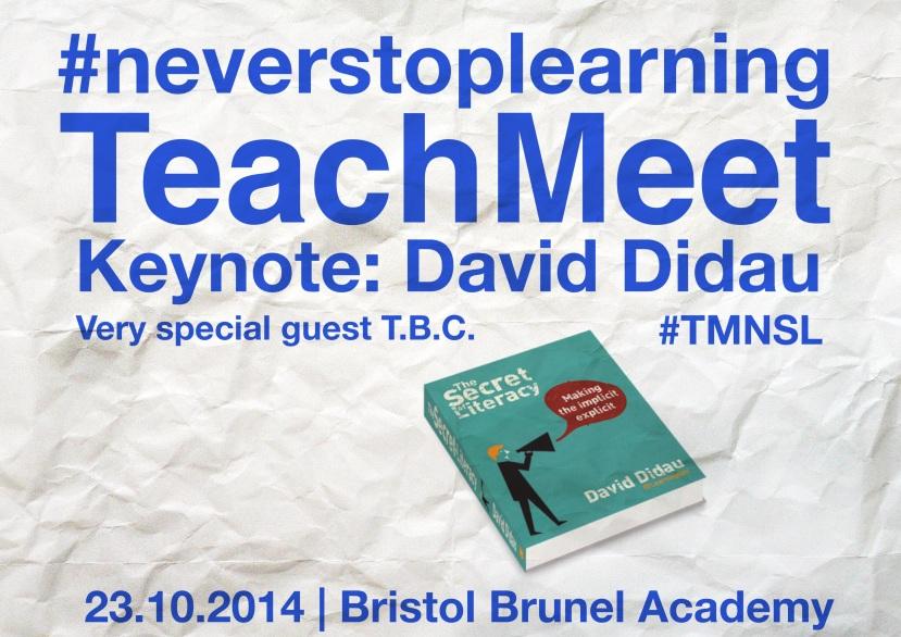 #TMNSL October 2013 | Bristol